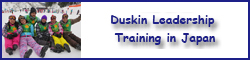 Duskin Leadership Training in Japan
