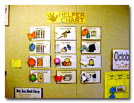 Asperger Syndrome and Autism: Strategies for Success on 5th grade job chart, 4th grade job chart, 2nd grade job chart,